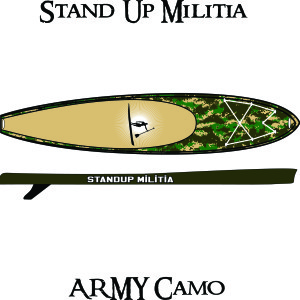 Inflatable Army Camo 1