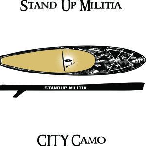 Inflatable City Camo 1