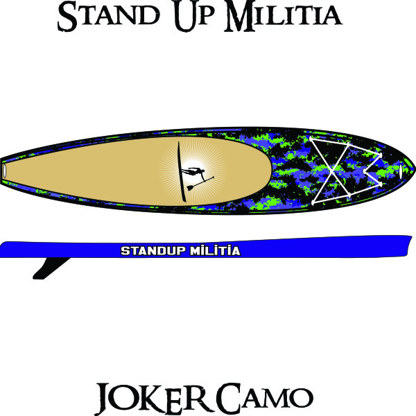 Inflatable Joker Camo 1